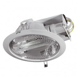 RALF DL-220-W oprawa downlight 2x20W E27