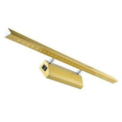 Kinkiet RITON LED 6W ANTIC BRASS 4000K
