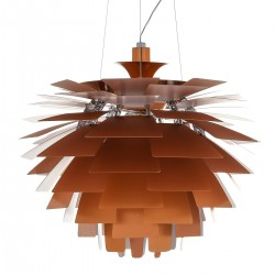 Lampa NICKY MDE204/1-56-COPPER Italux