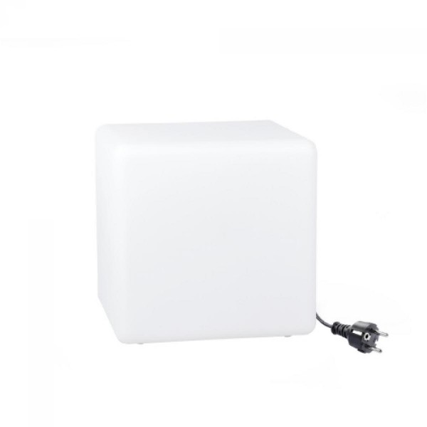 Lampa ogrodowa MAGIC LED CUBE E27 IP65 50cm Garden Lights