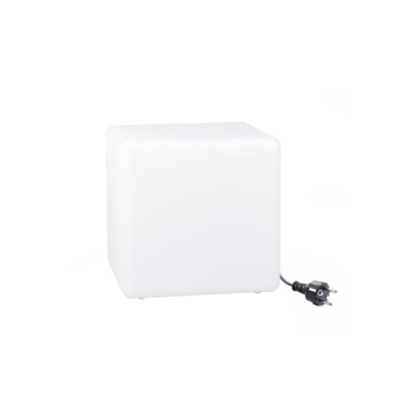 Lampa ogrodowa MAGIC LED CUBE E27 IP65 35cm Garden Lights