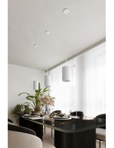 Sedna Łącznik krzyżowy z podświetleniem grafitowy SDN0501170