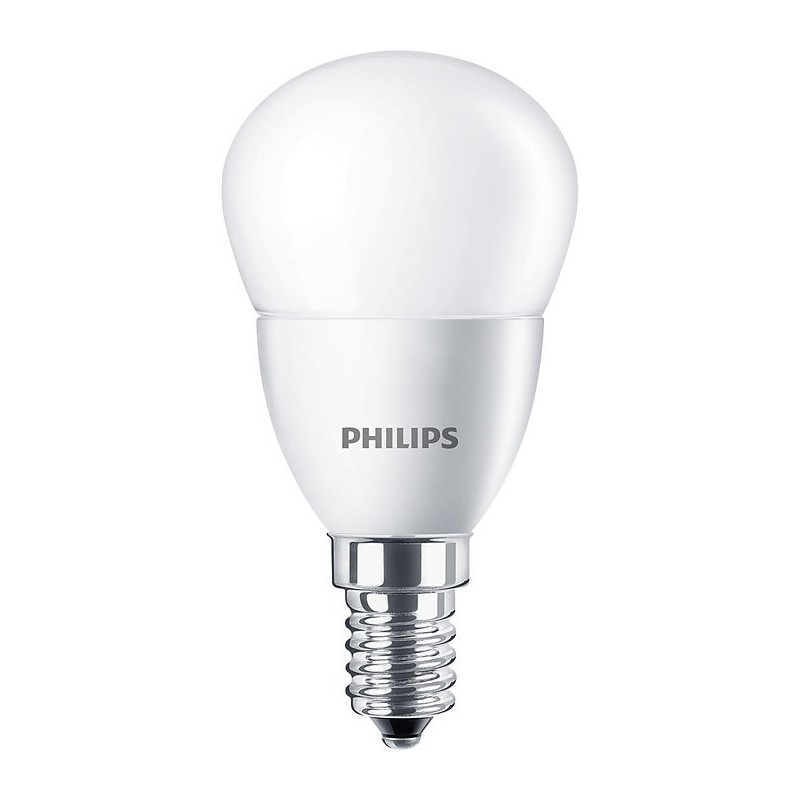 Żarówka 5,5W E14 LED CorePro lustre ND 5.5-40W 840 P45 FR Philips