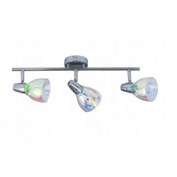 Lampa listwa KORA 2407328 chrom/multikolor Spotlight