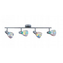 Lampa listwa KORA 2407428 chrom/multikolor Spotlight